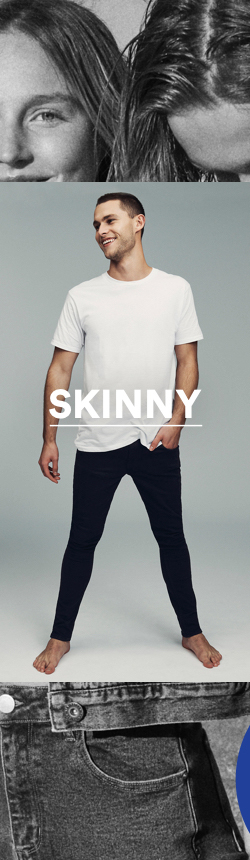 Cotton On Men's Skinny Jeans