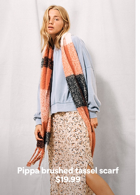 Pippa Scarf. Click to shop