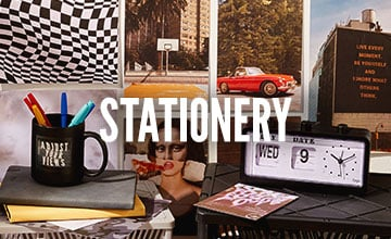 Stationery. Click to Shop.