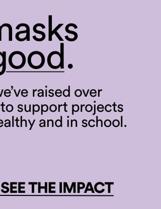 These masks are so good. Read more.