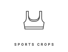 Click to Shop Crop Top Bras