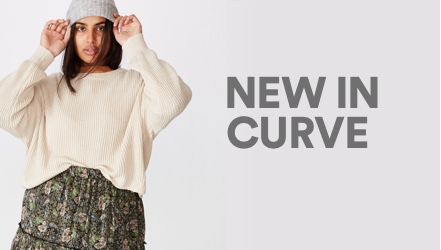 New in Curve. Click to shop