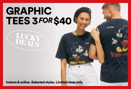 Graphic Tees 3 For $40