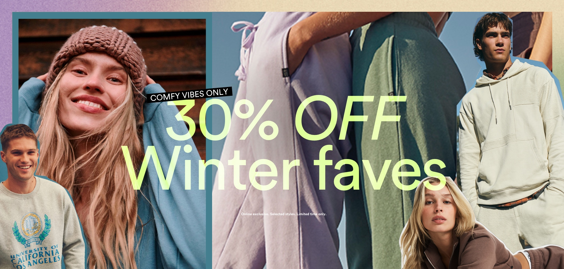 30% Off Winter Faves. Click to Shop.