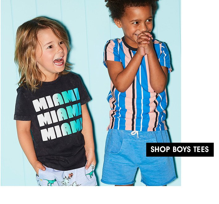 Cotton On Kids Boy's Fashion T-Shirts