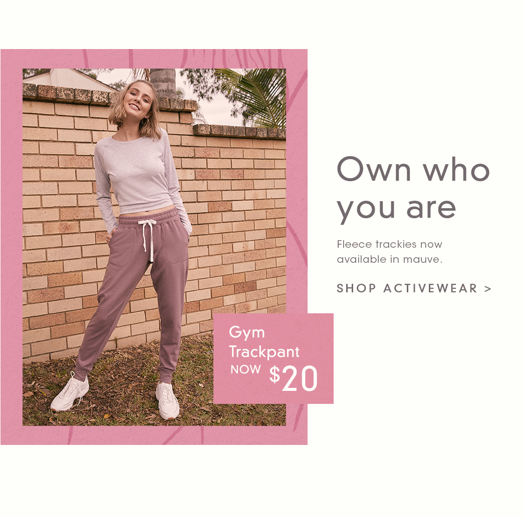 Own Who You Are | Shop Activewear