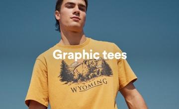 Shop Men's Graphic Tees