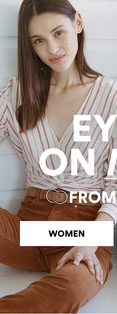 Eyes on New. New Arrivals from RM89. Click to Shop Womens.
