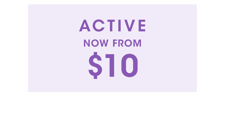 Hot Active Offers | Shop Body Now