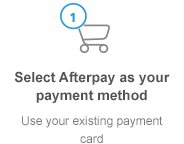 Select afterpay