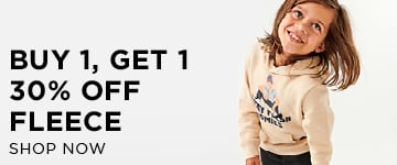 Fleece. Shop Now.