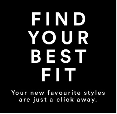 Find Your Best Fit