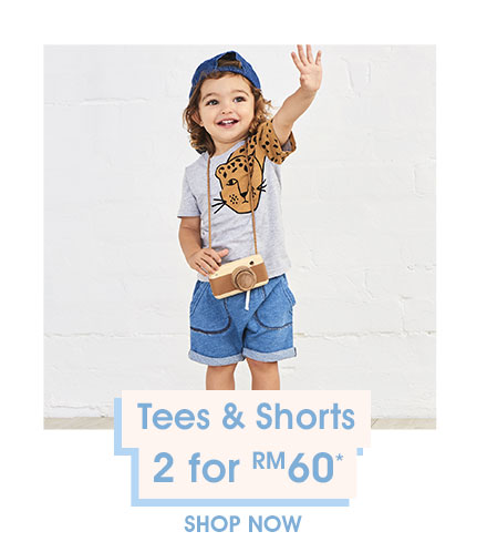 Cotton On Baby Tees & Shorts