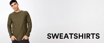Sweatshirts. Click to Shop.
