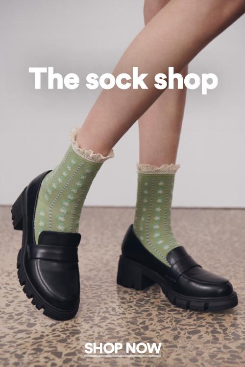 Crew Socks.