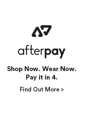AfterPay: Show Now. Wear Later. Pay it in 4