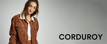 Courduroy. Click to Shop.