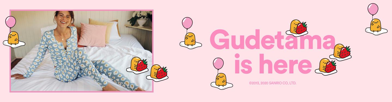 Gudetama is here