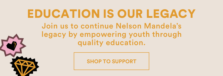 Education is our legacy. Shop to support.