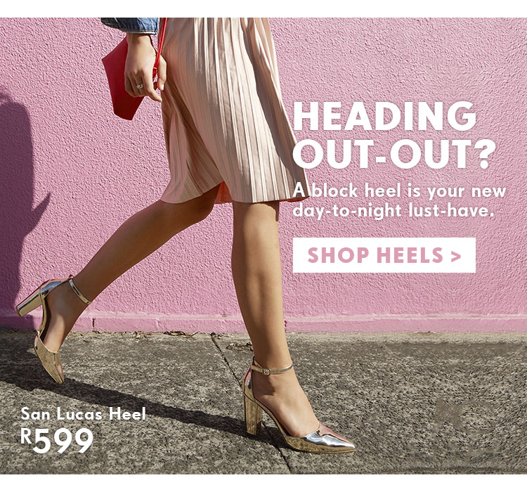 Day Date Disco | Shop San Lucas Heel | Shop Rubi Shoes And Accessories New Arrivals