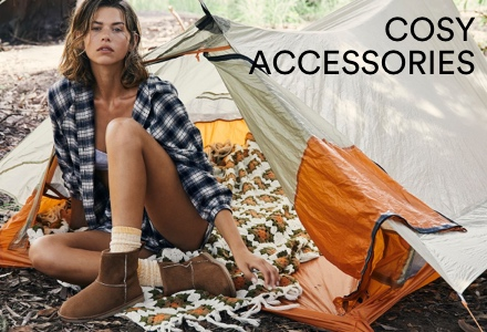 Cosy Accessories. Click to Shop