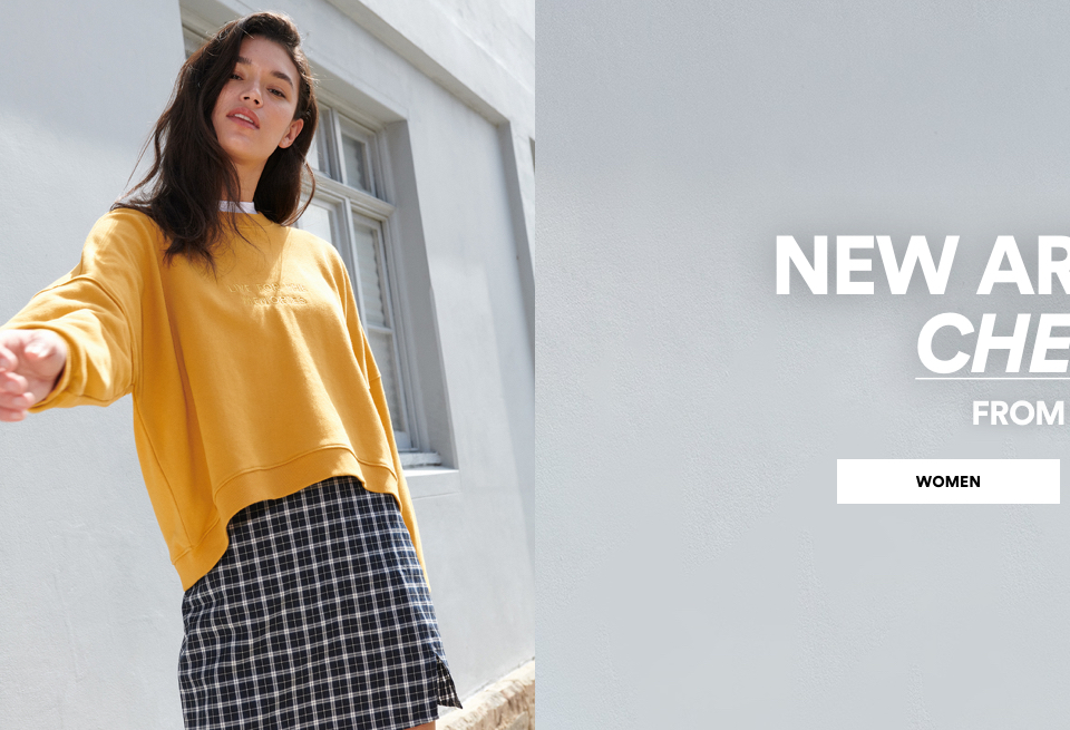 New Arrivals from $29.99. Click to Shop Women.