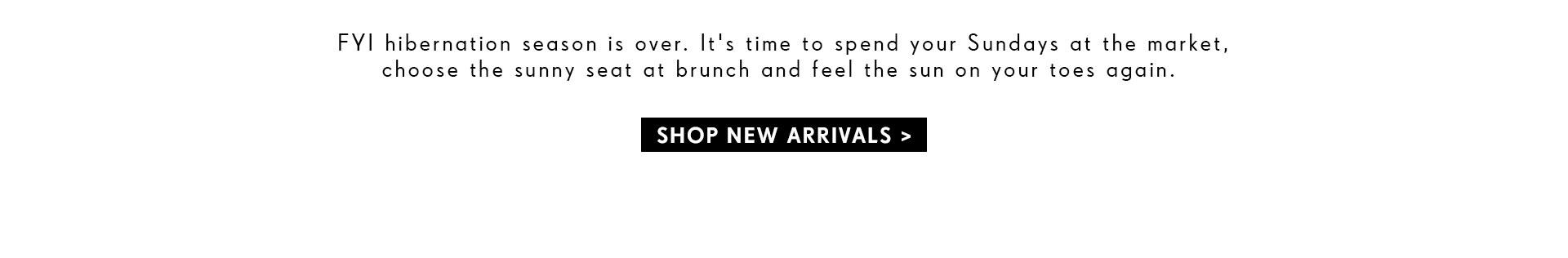 Shop Rubi New Arrivals | Walking On Sunshine