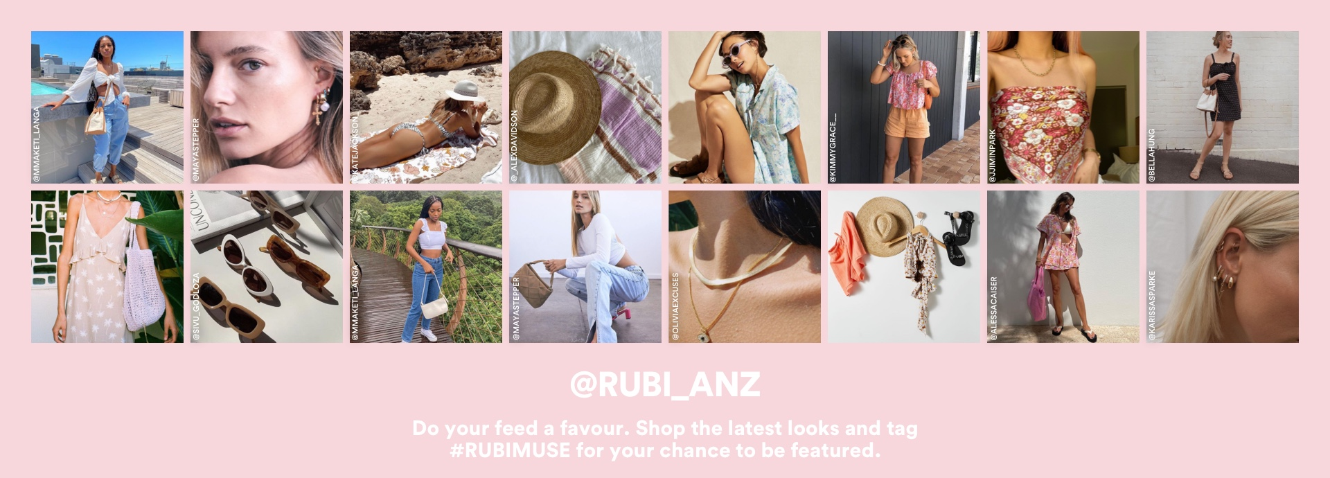 Rubi New Arrivals.