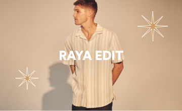 Men's Ramadan Edit. Shop Now.