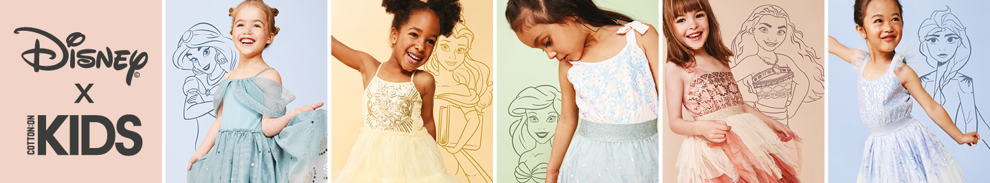 COTTON ON KIDS X DISNEY