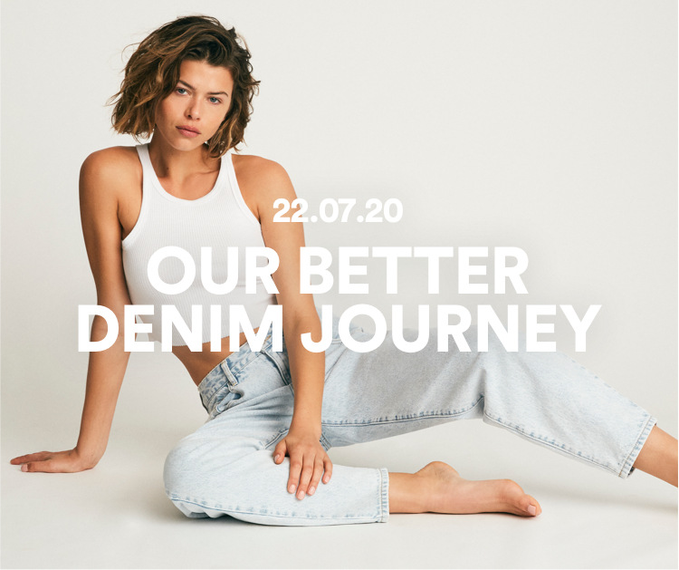 Cotton On, our Better Denim journey.