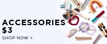 Accessories. Shop Now.