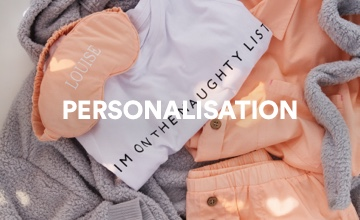 Shop Personalisation