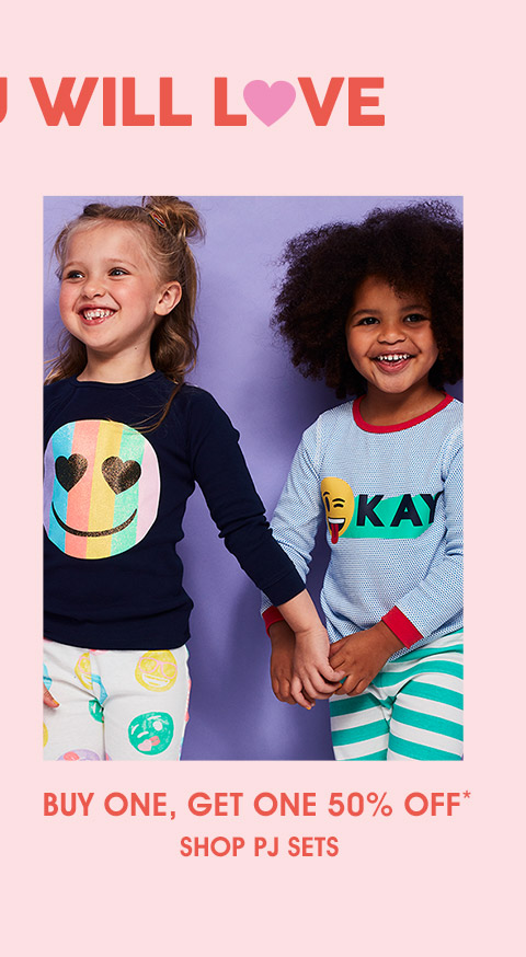 Shop Kids PJs