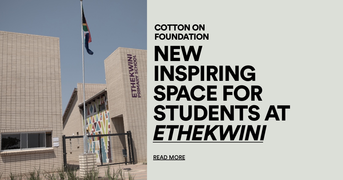 The Good Foundation. New Inspiring space for students. Click for more information.