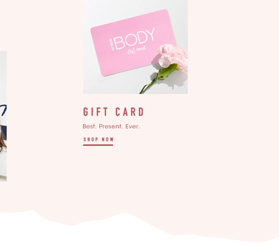 Shop Body Gift Card