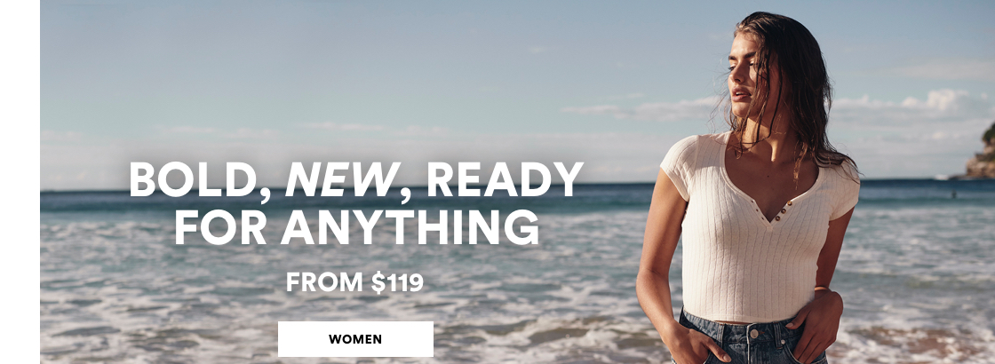New Arrivals just dropped. New Women's Styles from $119. Click top shop.