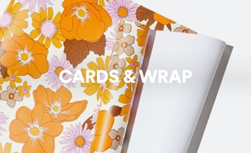 Shop Cards and Wrap