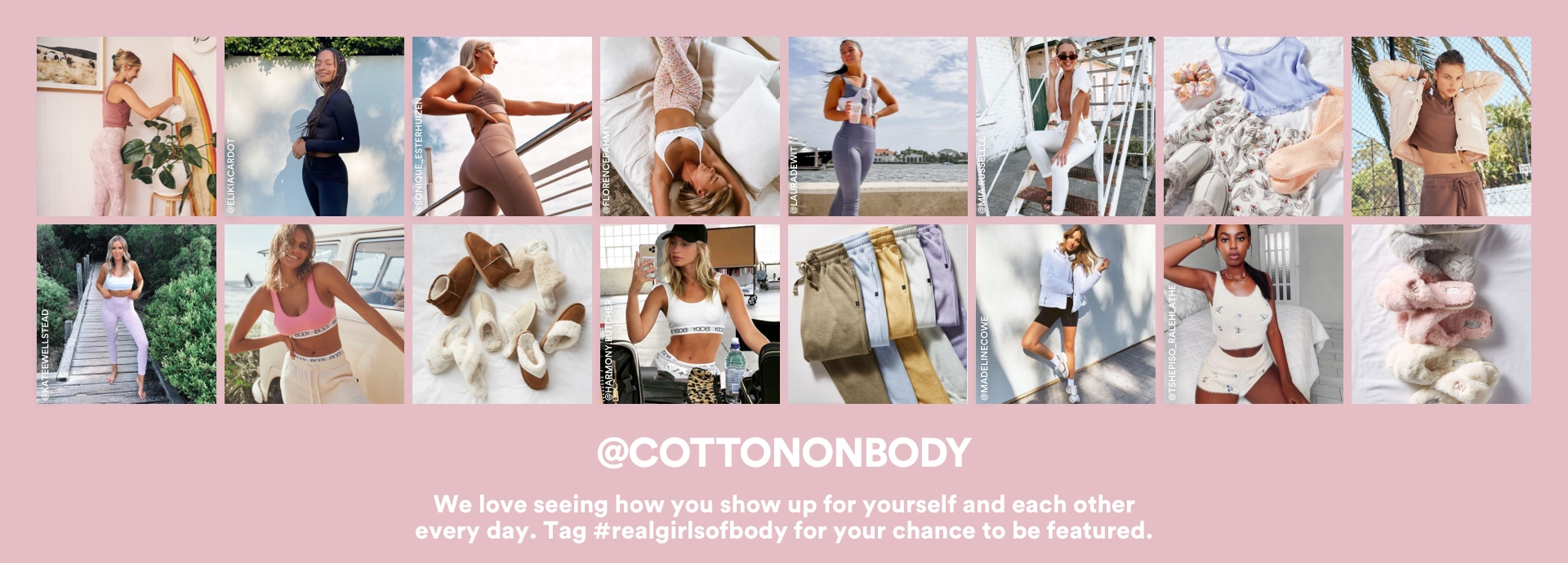 @CottonOnBody. Shop Now.