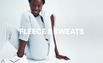 Shop Fleece and Sweats