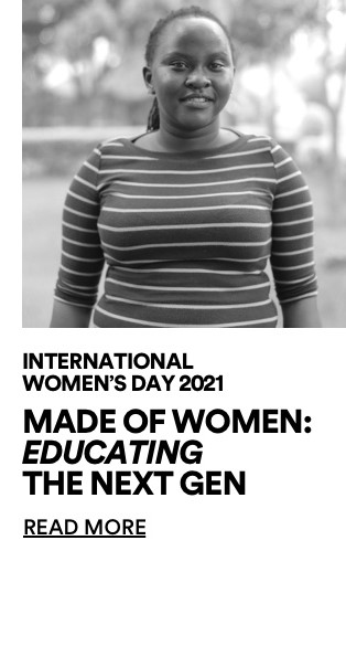 Made Of Women: Educating the Next Gen