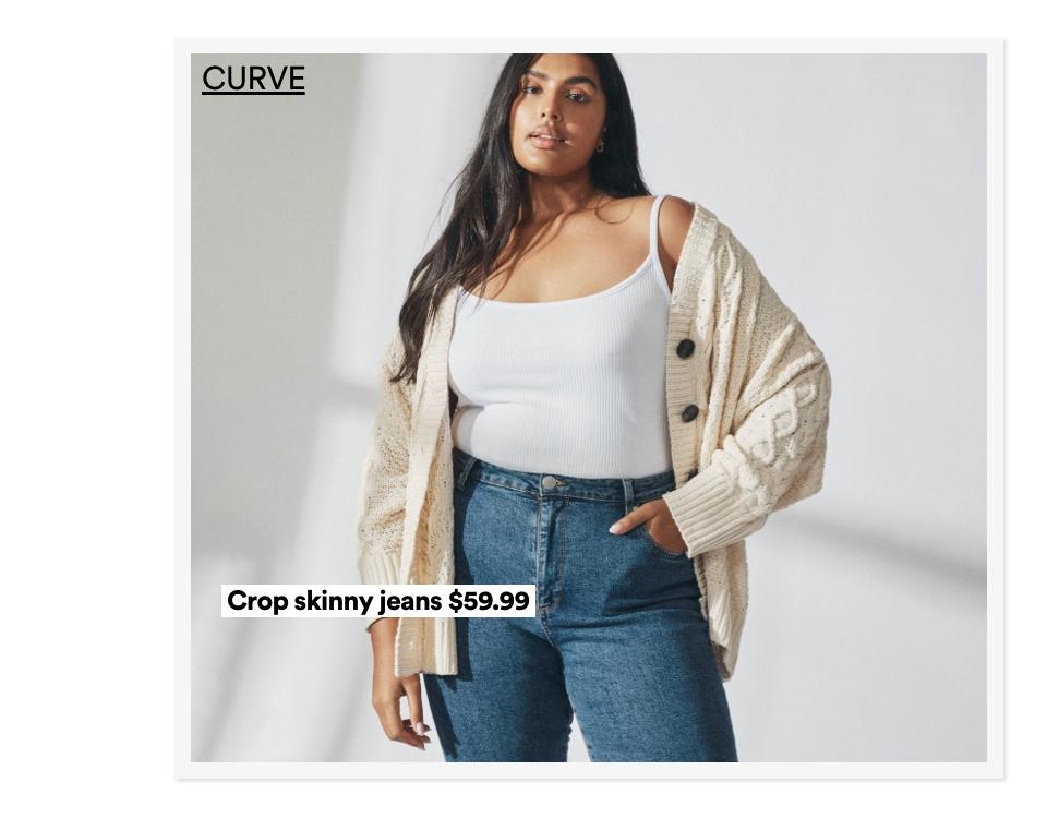 Curve. Click to Shop