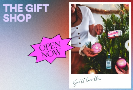 Gift Shop. Click to shop