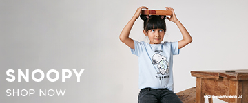 Snoopy. Shop Now.