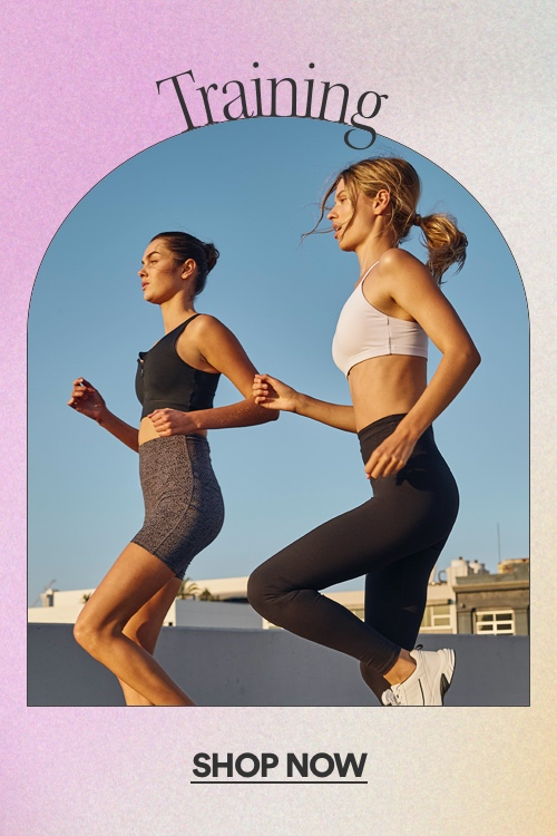 Active Training. Click To Shop
