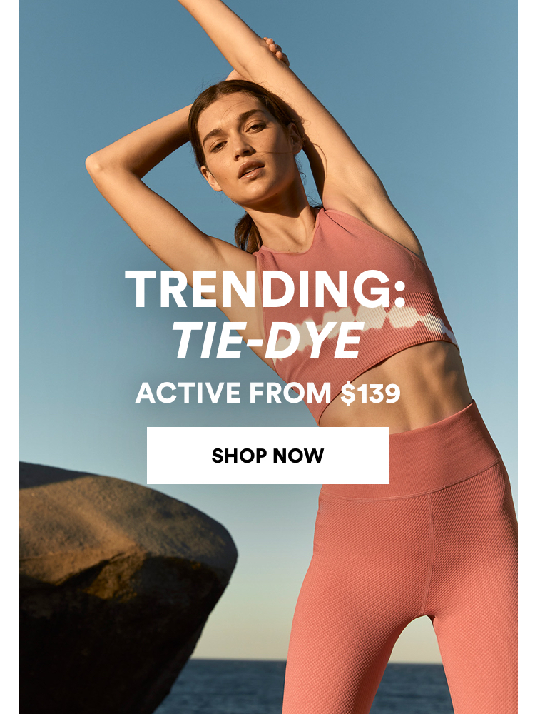 Active, But Make it Fashion from $139. Click to Shop.