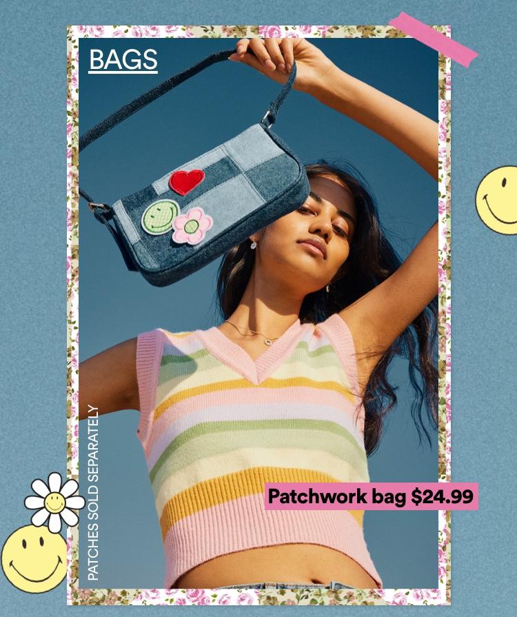 Women's Bags. Click To Shop
