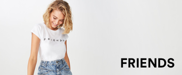 Shop Friends Tee