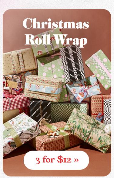 Shop Christmas Wrap