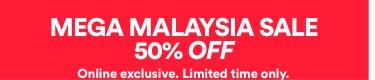 Mega Malaysia Sale. Click to Shop.